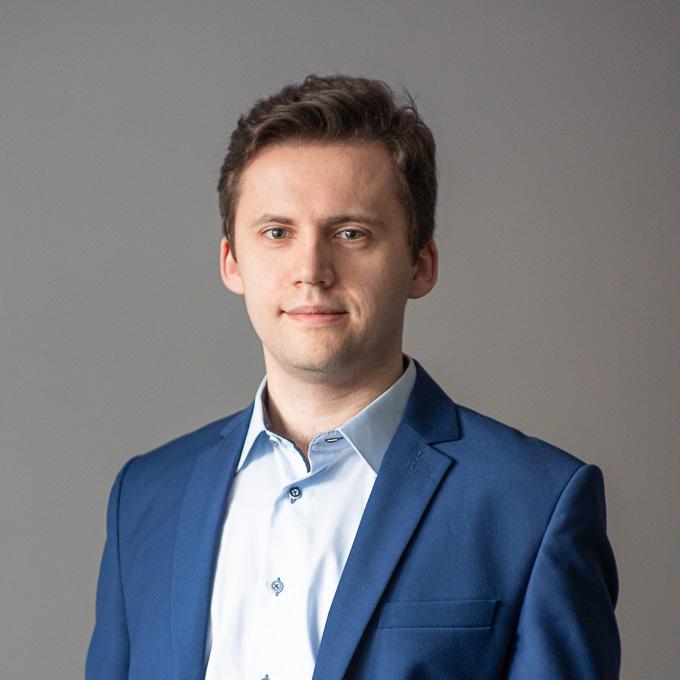 Portrait Szymon Karwowski