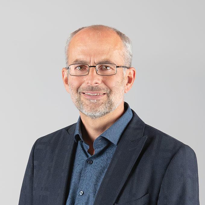 Portrait Dr. Andreas Schlatter