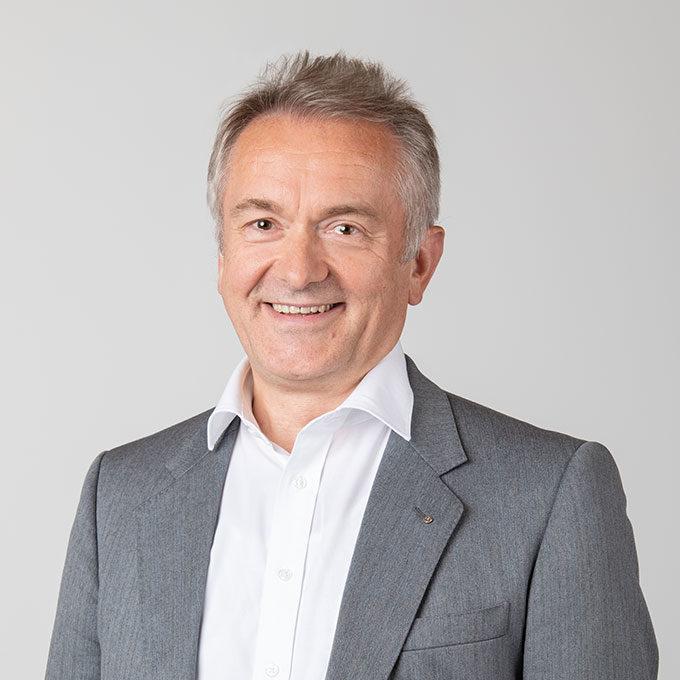 Portrait Dr. Werner  Hofbauer